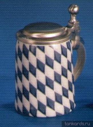 Сувенирная кружка Бавария