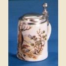 Сувенирная пивная кружка с оленем