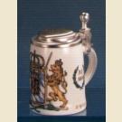 Сувенирная кружка с изображением герба Баварии 1806 года