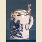 Сувенирная пивная кружка с гербом Баварии 1794 года
