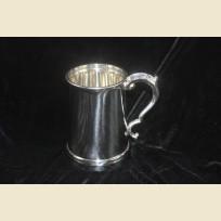 Глостерская оловянная пивная кружка