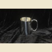 Полупинтовая Имперская кружка из олова