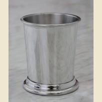 Пивной стакан из олова полупинтовый