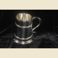Коллекционная кельтская оловянная кружка из олова